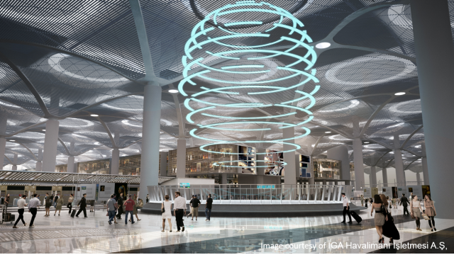 Photo of Accipiter selected for New Istanbul Airport