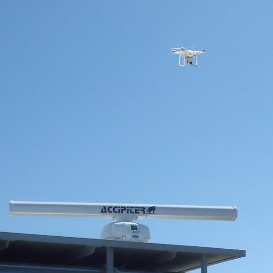 2D Drone Radar System