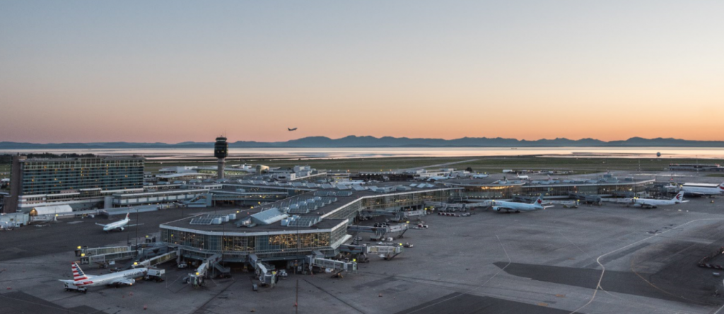 Photo of Accipiter Radar selected for award winning Vancouver International Airport