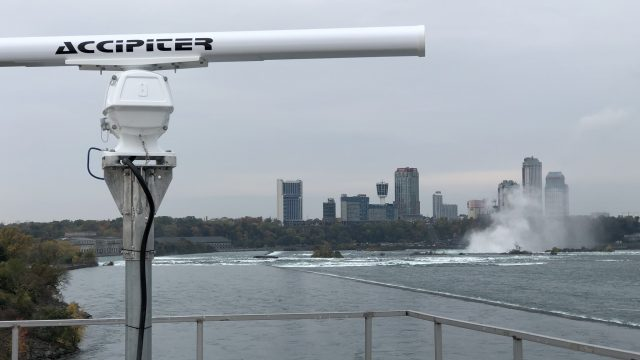 Photo of New Radar Detection Safety System Launched on Niagara River