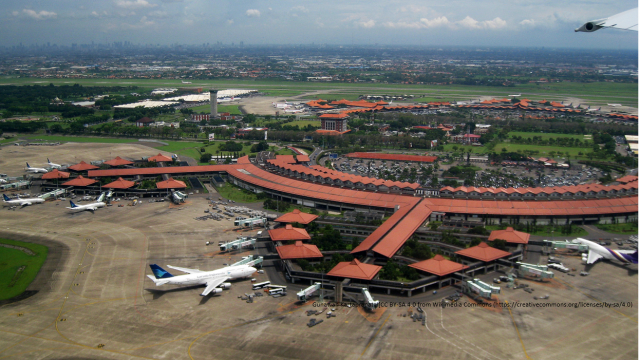 Photo of Accipiter Radar to provide avian radar system at Jakarta's Soekarno-Hatta International Airport