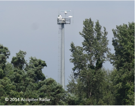 Photo of Accipiter Radar awarded upgrade of CBP Radar on Gull Island