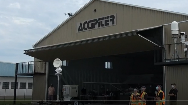 Photo of Accipiter Radar Field Testing Innovations at Niagara Central Dorothy Rungeling and Pearson International Airports